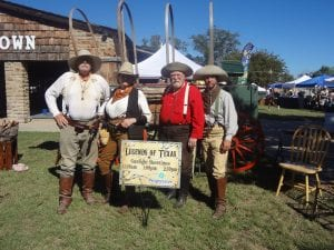 Picture from the Wild West Festival